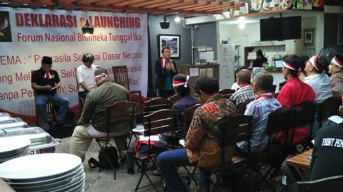 Aparat Diminta Serius Menghukum Ormas Radikal Dan Anti Pancasila
