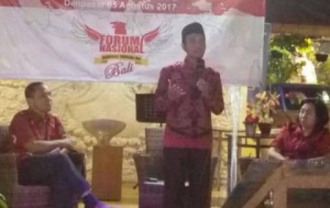 Deklarasi Forum Nasional Bhinneka Tunggal Ika DPD Bali_05 Agustus 2018