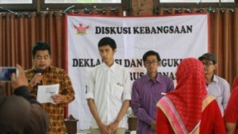 Fornas Bhinneka Tunggal Ika Depok Resmi Dideklarasikan